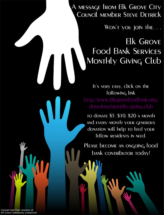 Monthly Giving Club