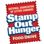 Stamp Out Hunger Food Drive – May 11, 2019 (Saturday)