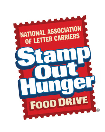 Stamp Out Hunger Food Drive - May 11, 2019 (Saturday)