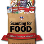2019 Scouting for Food campaign — March 9, 2019