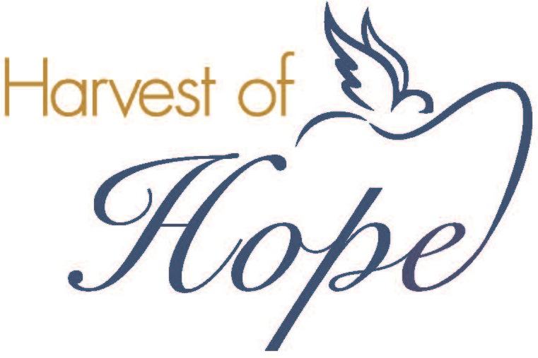 Save the Date! Harvest of Hope 2020 - 9/12/2020